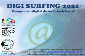 Resultados do Digital Surfing 2021