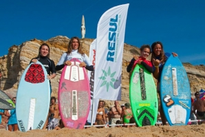 SPIRIT SKIM GIRLS DECORRE EM SANTA CRUZ E COM PRIZE-MONEY!