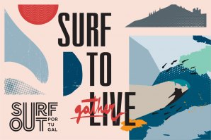 Surf Out Portugal de volta ao Estoril a 21e 22 de Setembro de 2019